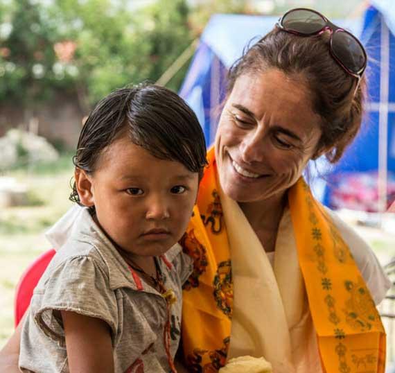 Fundación Edurne Pasaban - Montañeros por el Himalaya